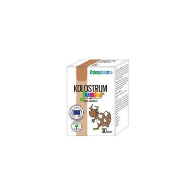 EDENPharma KOLOSTRUM junior plus vitamín C